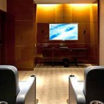 Hotel Beaux Arts Media Room