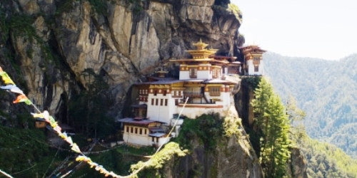 Crows Nest Bhutan