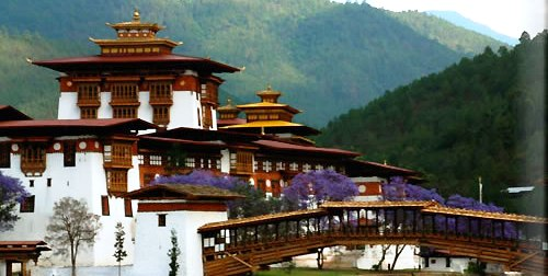 Punakha Bridge