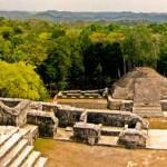 Mayan ruins Caracol