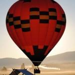 Ballooning at Paws Up