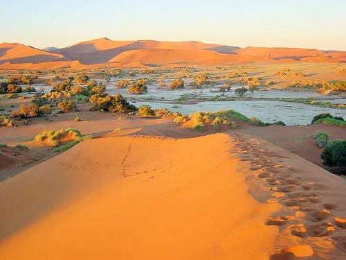 NAMIBIA: Breathtaking and Out of this World