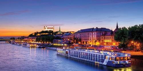 AMA Waterways - AmaLyra Bratislava 500 x 250