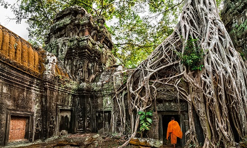 A Journey to ancient Cambodia & Thailand