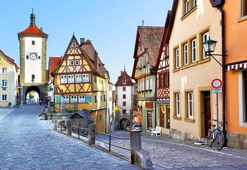 Germany - Rothenburg o.d. Tauber