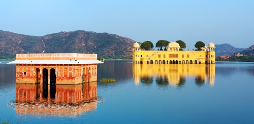 India - Palace Jal Mahal