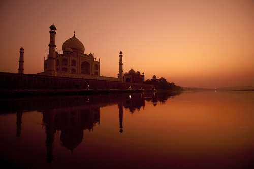 india-taj-mahal-sunset