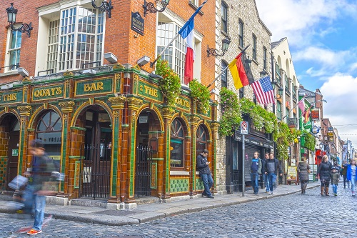 Ireland: A Magical Journey to the Emerald Isle, April 3rd -12th, 2016