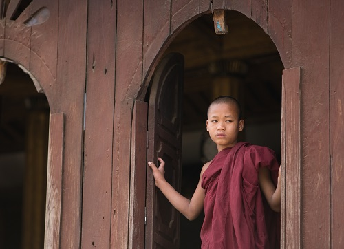 Myanmar: A Journey Within