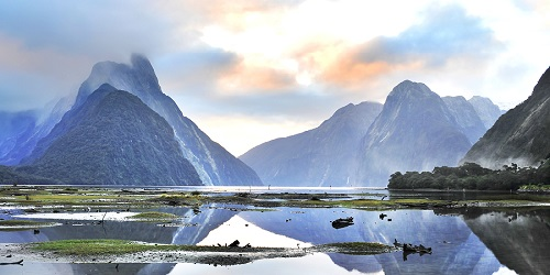New Zealand: Invigorating, Exciting and Delightfully Refreshing