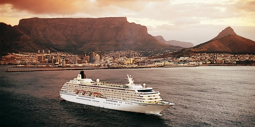 Crystal Cruises: Luxury cruising at it's best