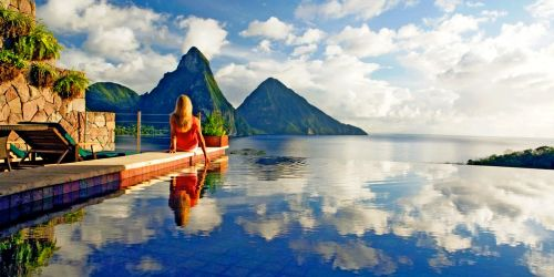 Jade Mountain: A breathtaking luxury resort in St. Lucia