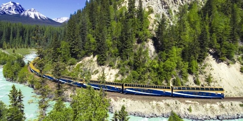 Rail Journeys in Canada: Unforgettable and inspiring