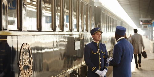 The Orient Express: A Journey into Another World