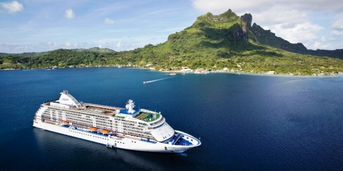 Regent Seven Seas Cruises: All inclusive to 7 continents
