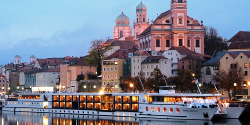 Christmas River cruising: Enchanting European towns and villages