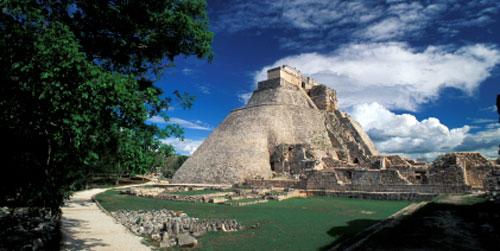 Uxmal Sacred Ruins