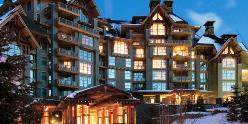 Four Seasons Resort Whistler: Winter Wonderland in the Canadian mountains